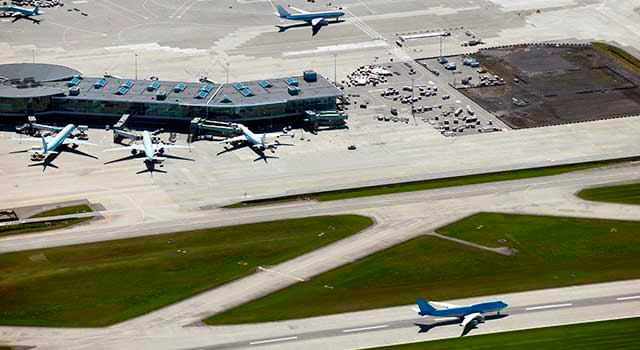 Vancouver Airport (IATA: YVR) is the 2nd busiest airport in Canada.